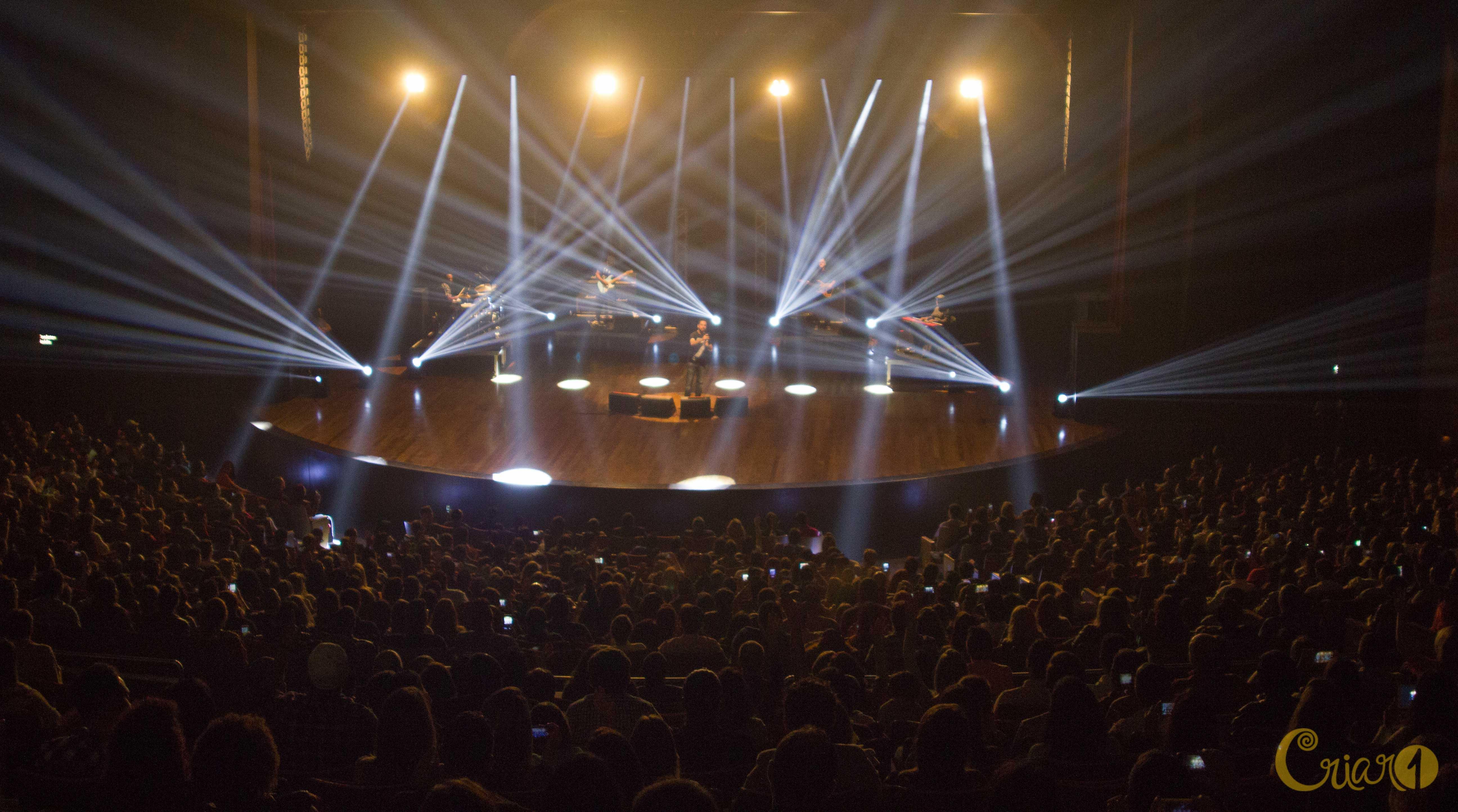 Confira fotos do show de Leonardo Gonçalves em Curitiba