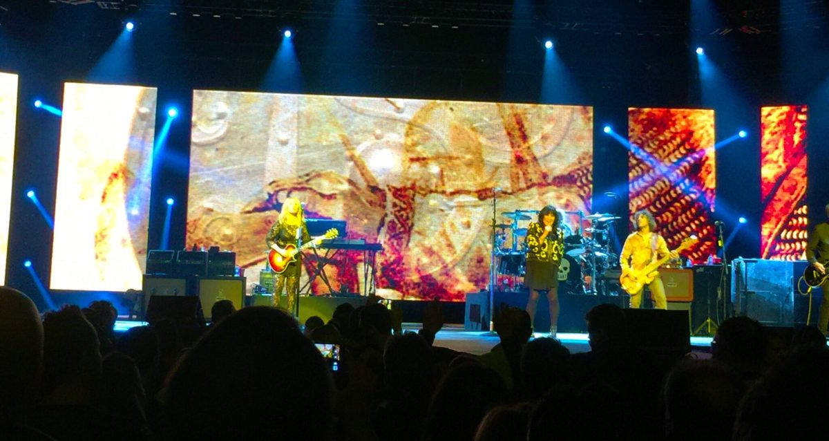 Concert review: Heart with Joan Jett & the Blackhearts - Bell Centre, Montreal - March 21st 2016