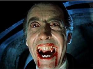 Christopher Lee O vampiro da noite