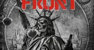 "Capa do novo álbum ""The American Dream Died"""