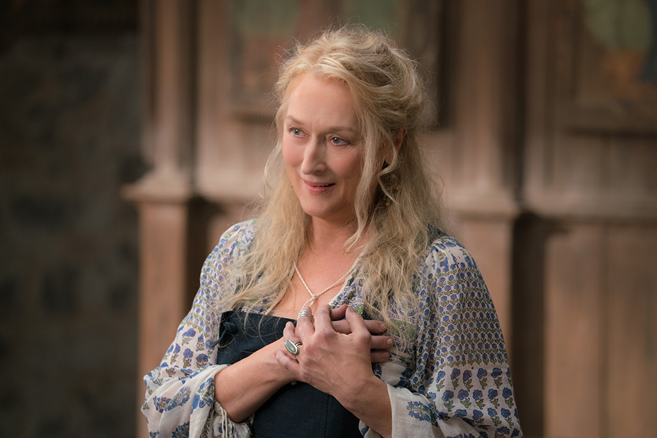 Meryl Streep (Donna) Mamma Mia! Here We Go Again