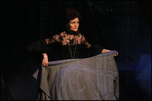 Muzikál Antoinetta královna Francie Divadlo Hybernia Iva Marešová