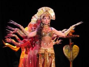 Kamila Nývltová muzikál Mata Hari Divadlo Broadway