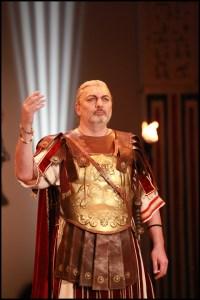 muzikál Kleopatra Divadlo Broadway Daniel Hůlka