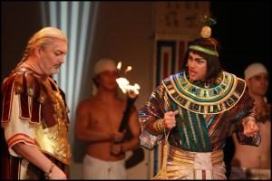 muzikál Kleopatra Divadlo Broadway Martin Šemík