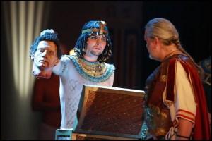 muzikál Kleopatra Divadlo Broadway Josef Vágner