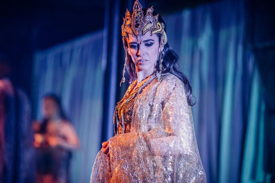 Alice Konečná jako Sibyla