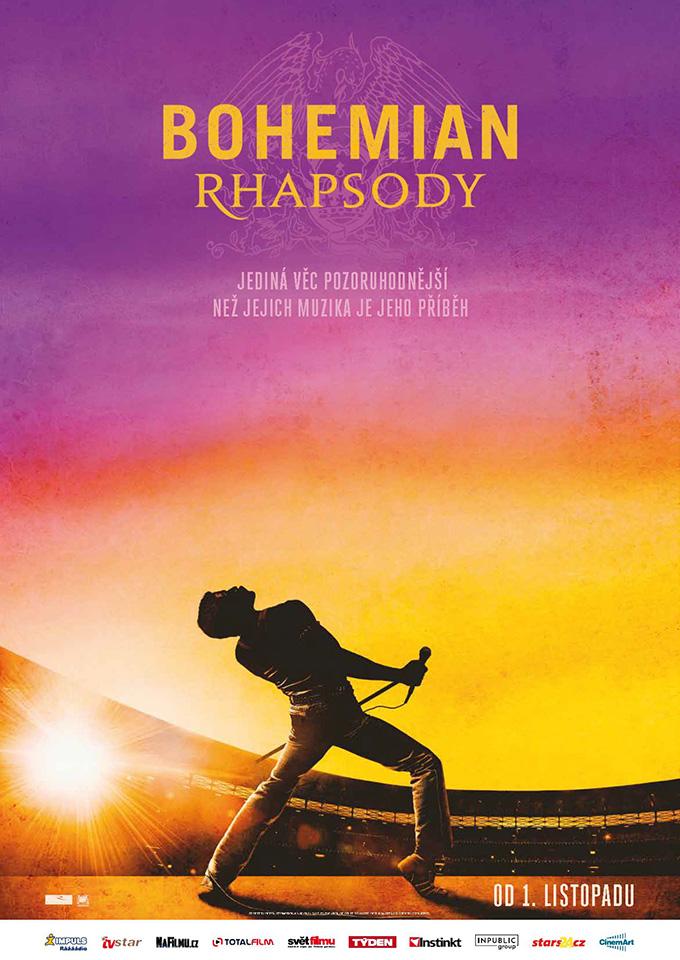 Bohemian Rhapsody - plakát