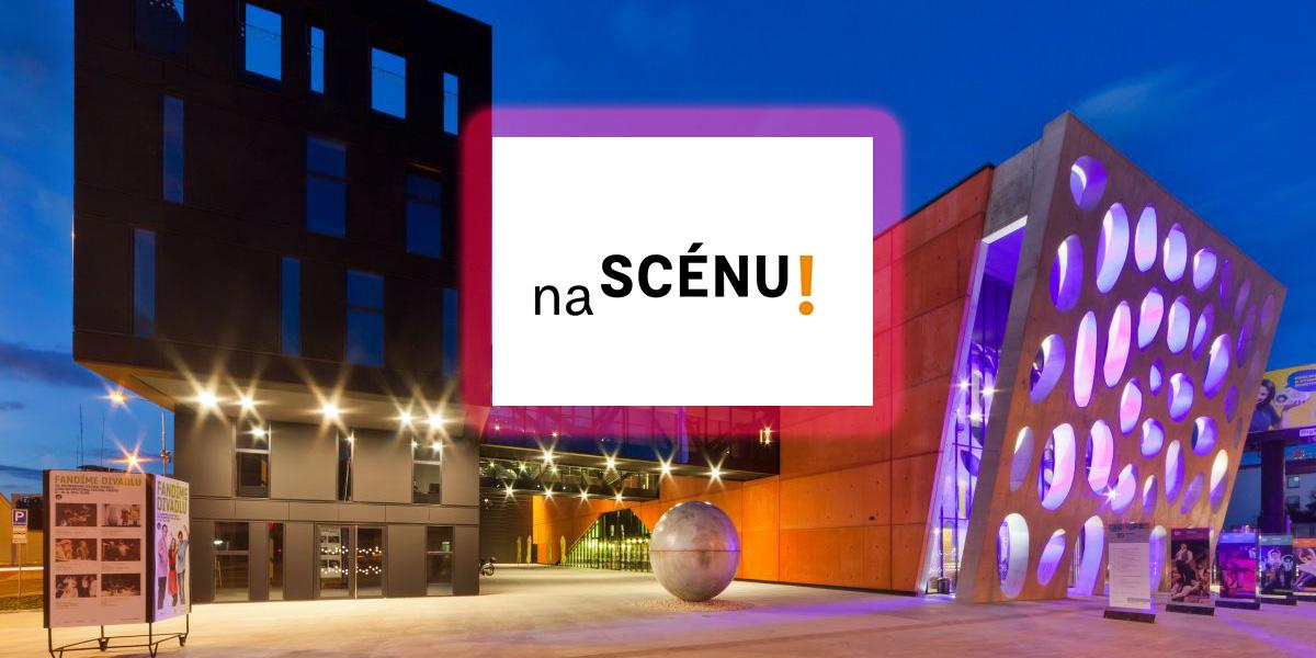 Do Plzně přichází nový festival - NA SCÉNU!