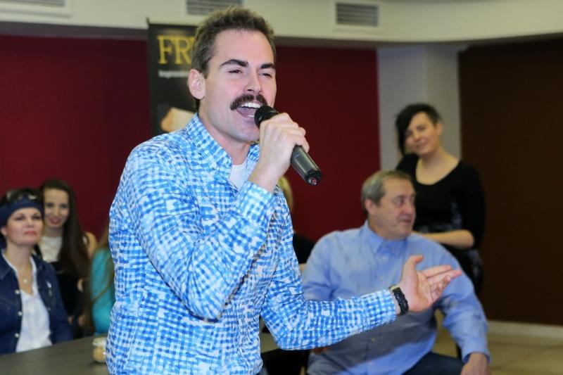 Divadlo Radka Brzobohatého představilo nový muzikál o Freddiem Mercurym