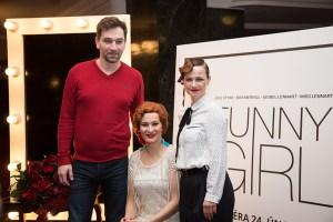 Ondřej Sokol, Monika Absolonová, Kristýna Fuitová Nováková