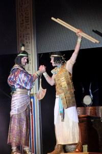 muzikál Kleopatra Divadlo Broadway Pezinok Martin Šemík Josef Vágner