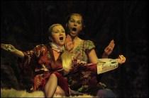 S Bárou Basikovou v Dámě s kaméliemi