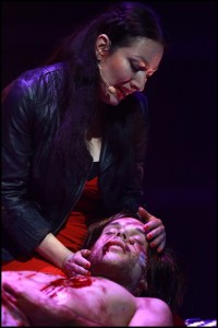 Finále muzikálu (Katarína Hasprová a Roman Tomeš)