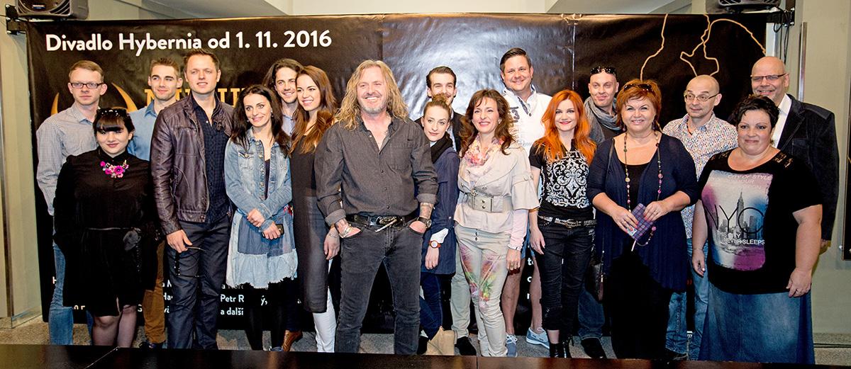 Muzikál MEFISTO - tisková konference (5.4.2016)