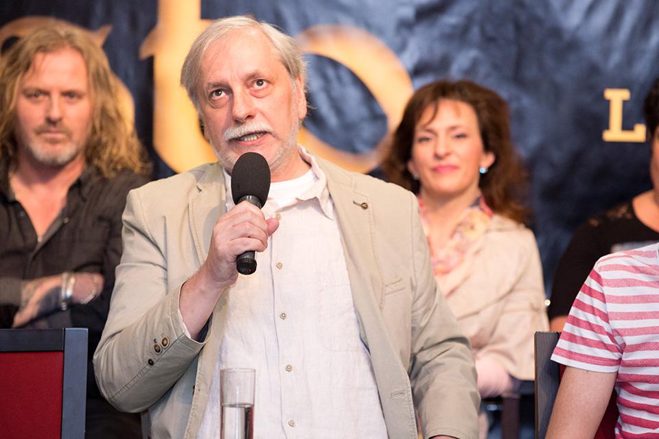 Zdeněk Zelenka - muzikál MEFISTO - Divadlo Hybernia