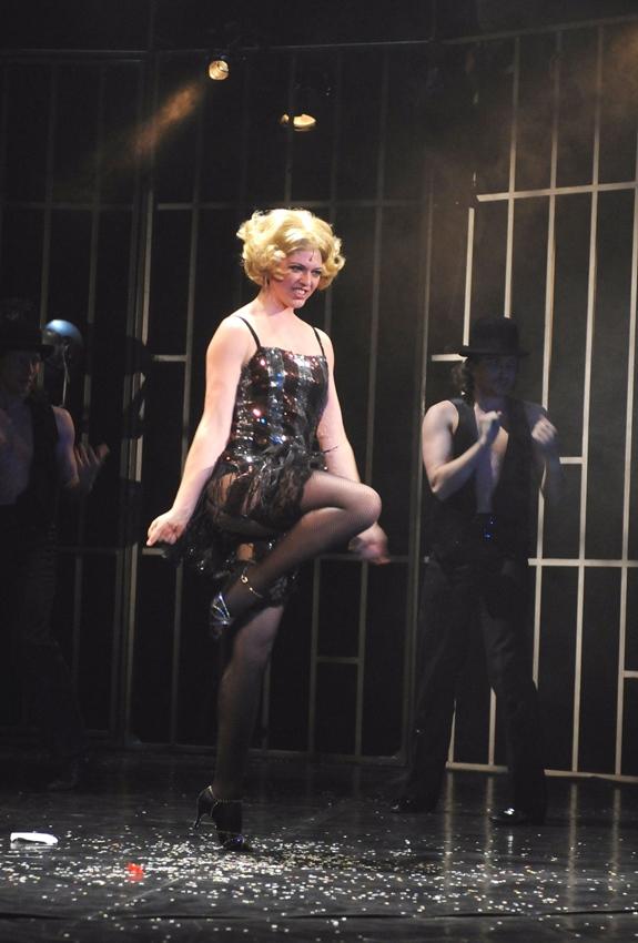 Kateřina Bohatová v muzikálu Chicago