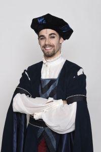 Ladislav Korbel jako Spinelocio