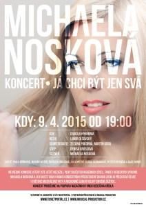 Plakát koncertu