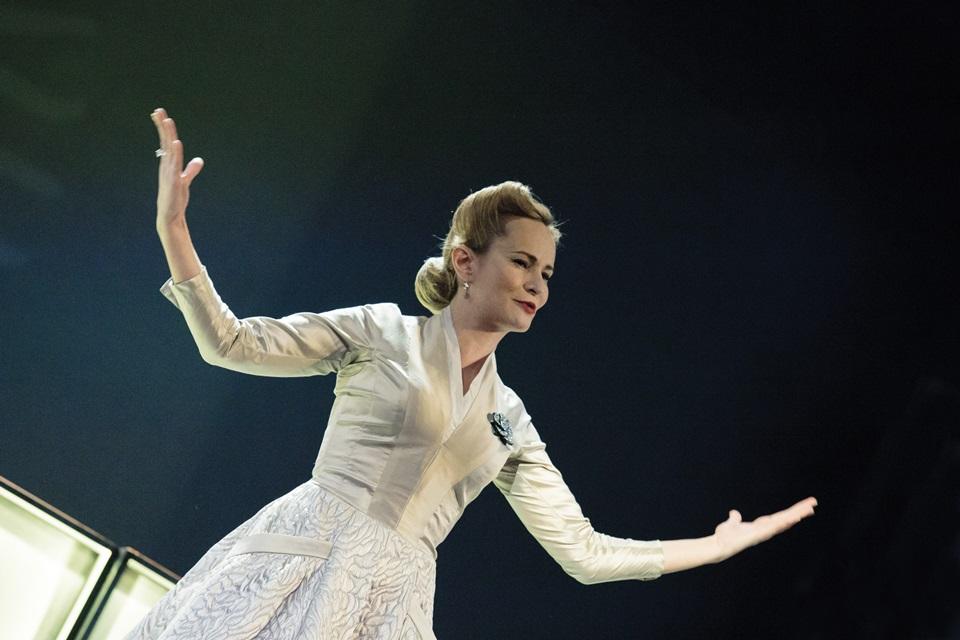 Monika Absolonová jako Evita