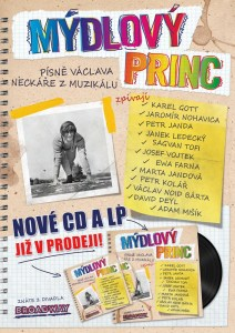 Plakát k CD Mýdlový princ