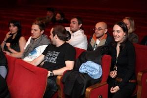 První setkání herců v Divadle v Dlouhé