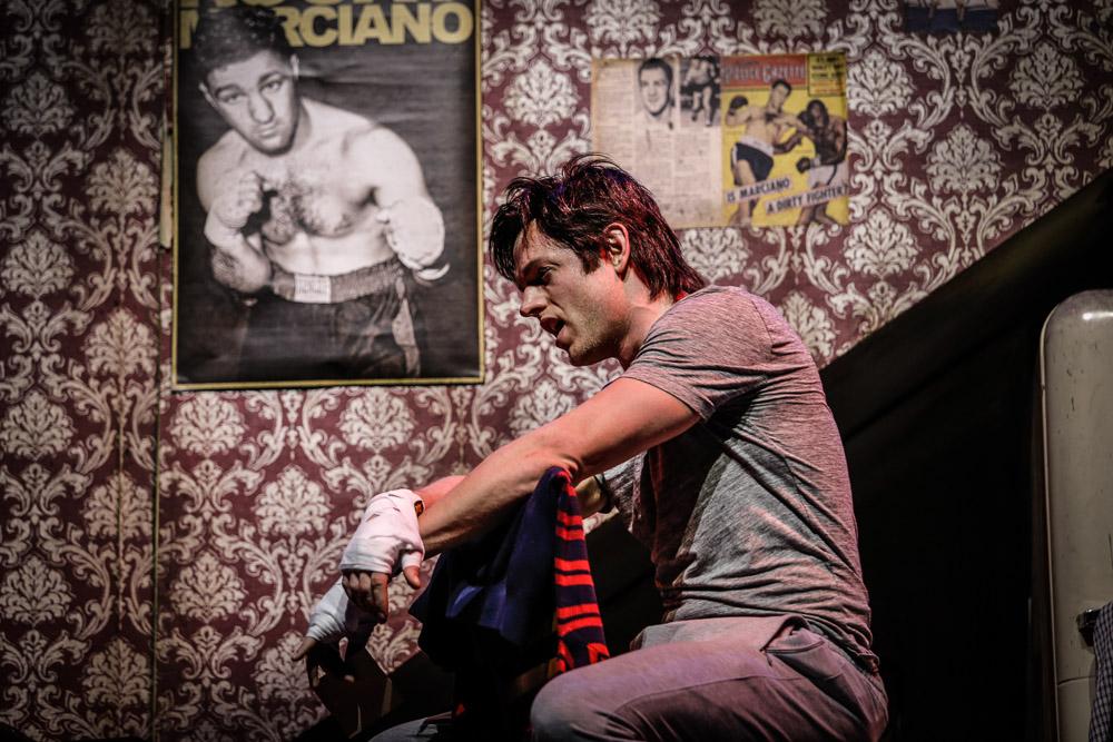 Jan Kříž jako Rocky Balboa