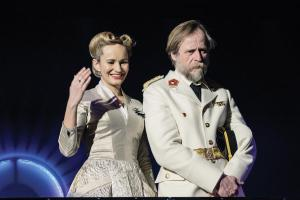 Evita (Monika Absolonová a Karel Roden)
