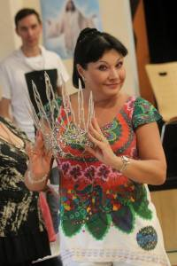 muzikál Sněhová královna Dagmar Patrasová