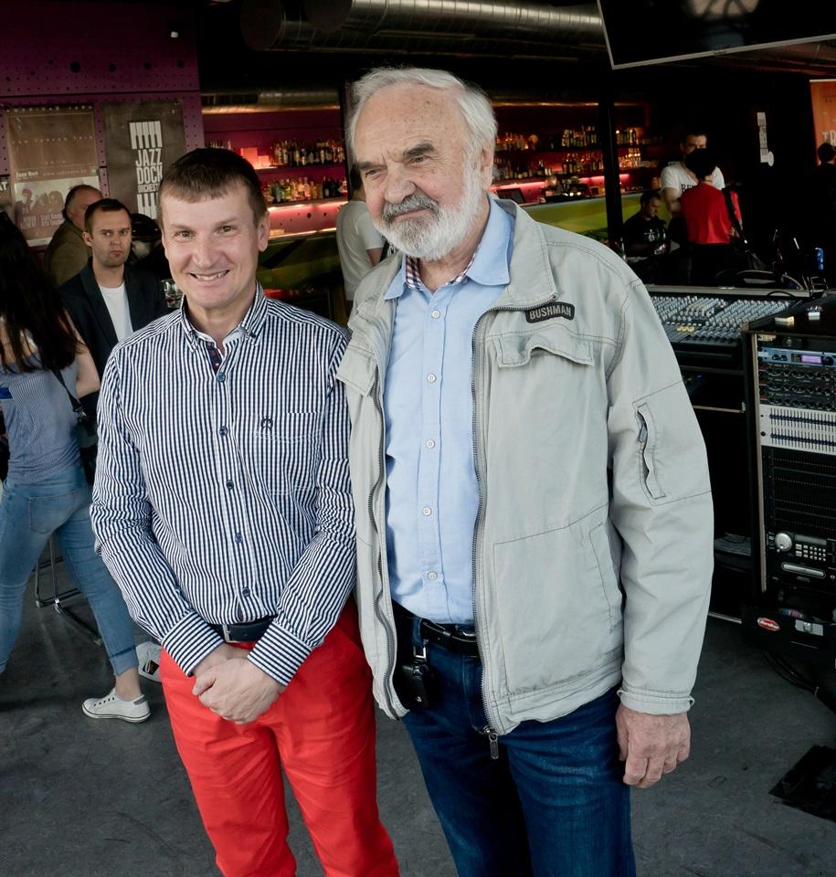 Radek Balaš a Zdeněk Svěrák