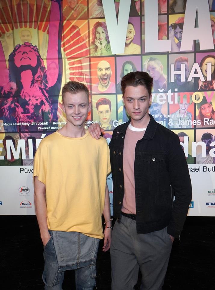 Richard Pekárek a Jan Fanta