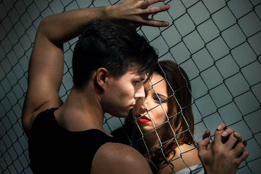 Oficiální promo fotka k plzeňské West Side Story
