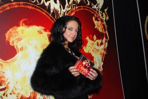 Lucie Bílá s čerstvě pokřtěným CD
