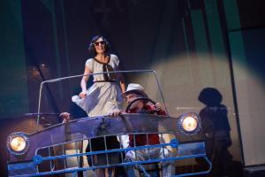 Eva Duarte a její cesta do Buenos Aires.