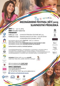 Plakát MFD 2015