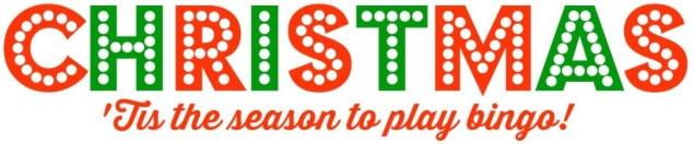 Christmas Bingo logo