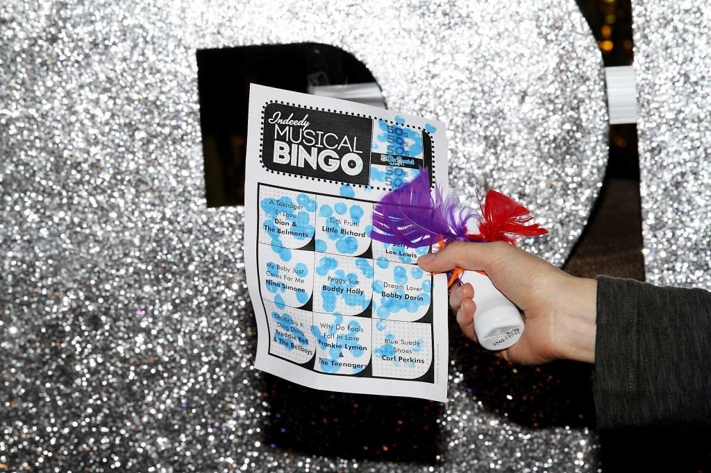 Indeedy Musical Bingo - About Indeedy Musical Bingo