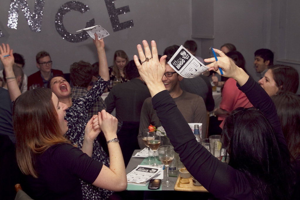 Indeedy Bingo's 50th gig at Drink, Shop and Do photo