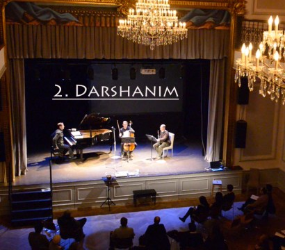 FERNS TRIO - ' Darshanim' - Live from Bohemian Hall