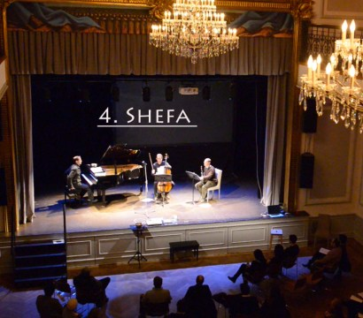 FERNS TRIO - ' Shefa' - Live from Bohemian Hall