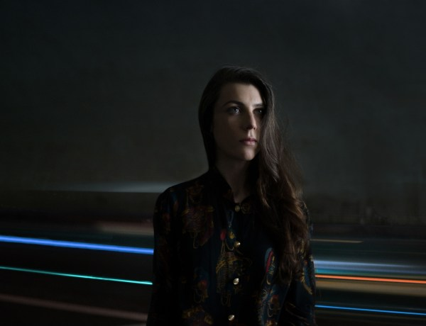 Julia Holter Photo by Tonje Thilesen