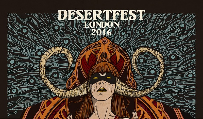 Desertfest London