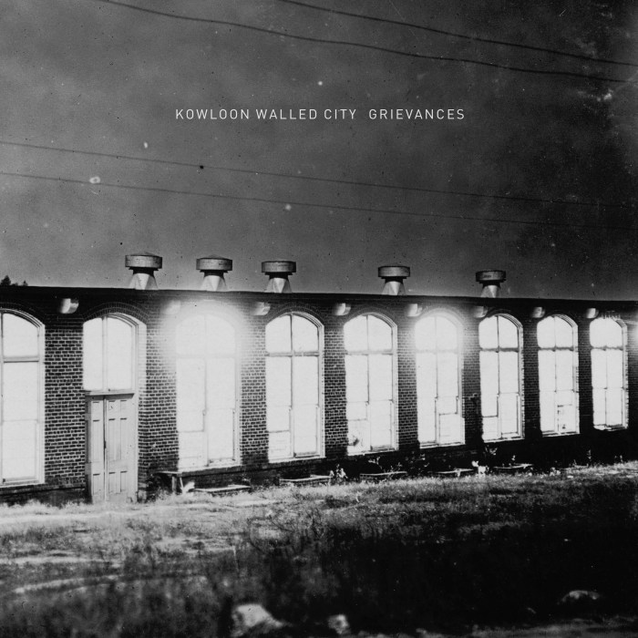 Kowloon Walled City Grievances cover