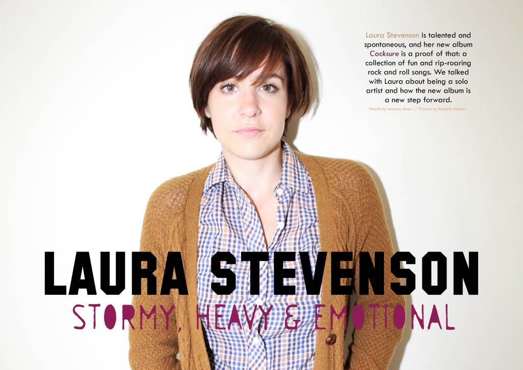 Laura Stevenson feature