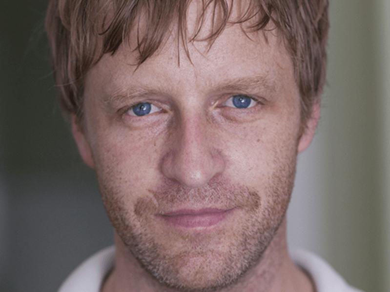 Brian Gibson - Drool Headshot