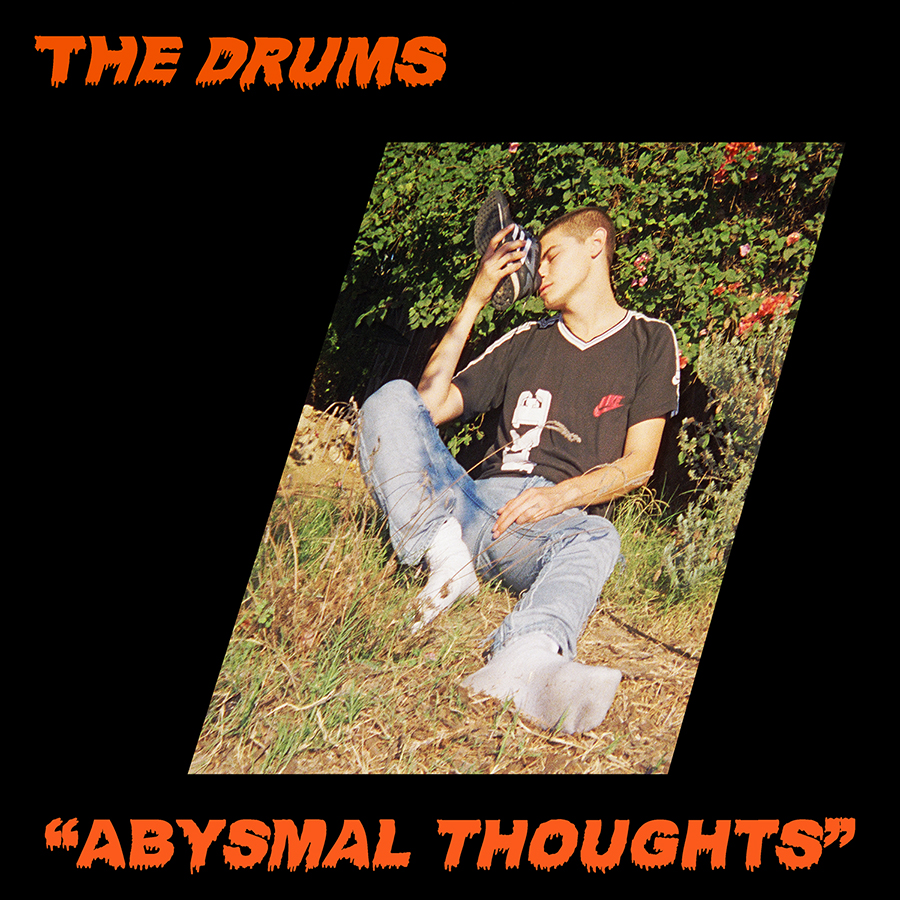 The Drums - Abysmal Thoughts - Album art_zpsjhenag8a
