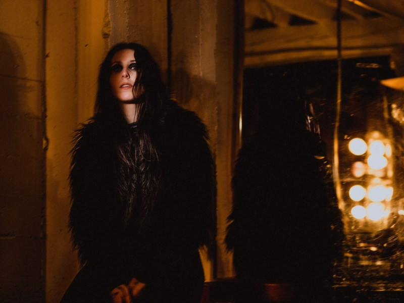 Chelsea Wolfe by Nick Fancher