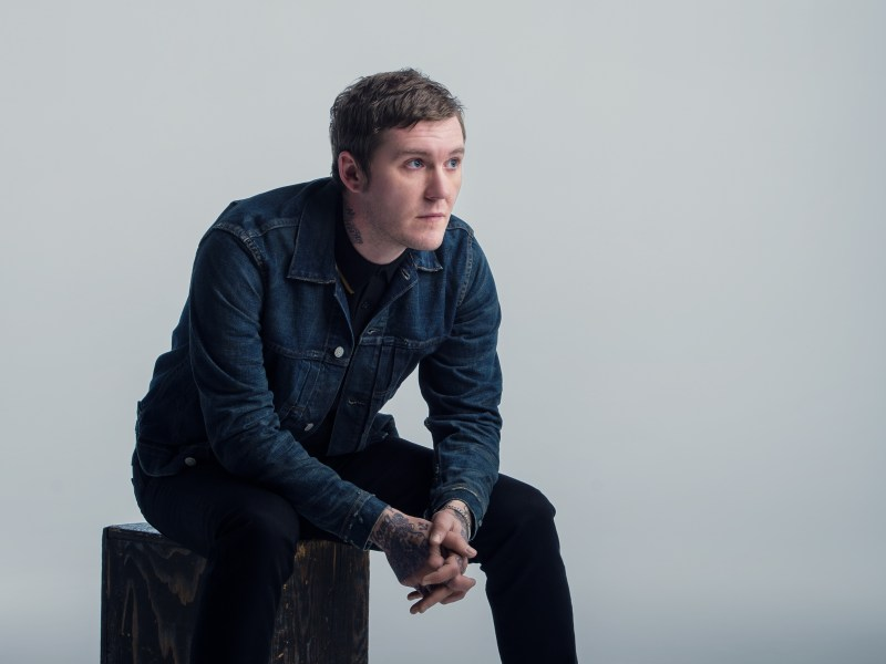 Brian Fallon press shot 2017-2018