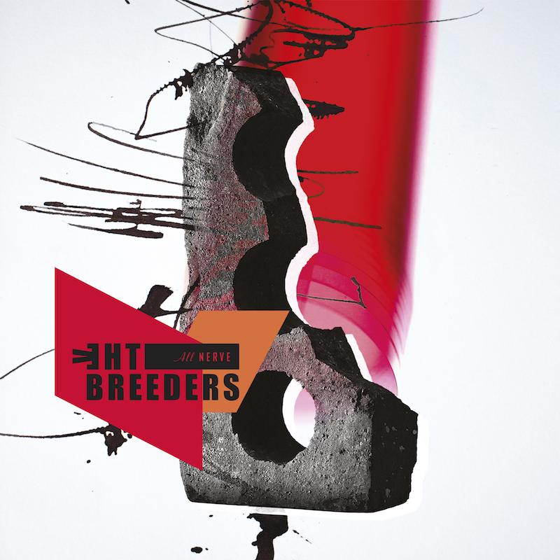 The Breeders - All Nerve (album artwork) 800x800