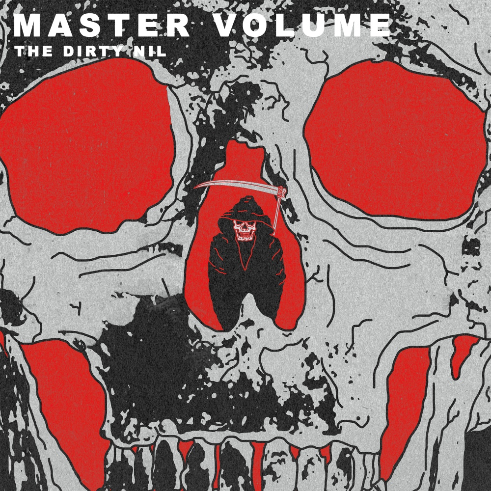 The Dirty Nil - Master Volume - album cover